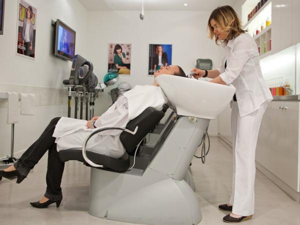 Carita salon de coiffure casablanca