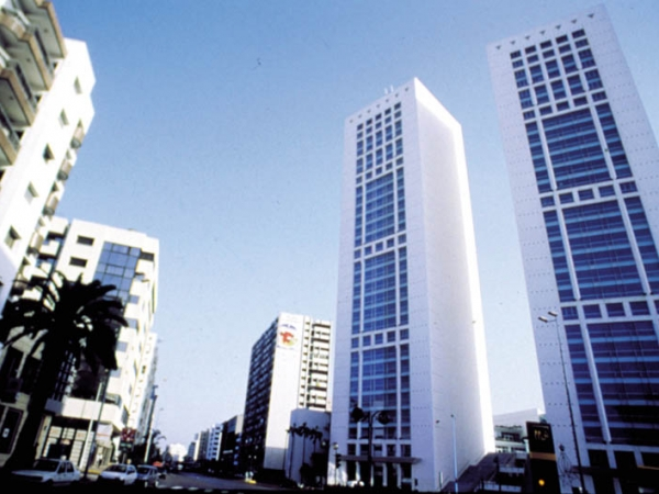 twin-center à casablanca