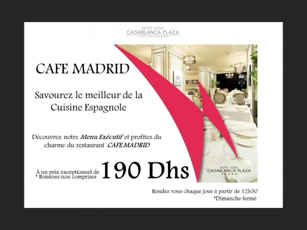 cafe-madrid à casablanca