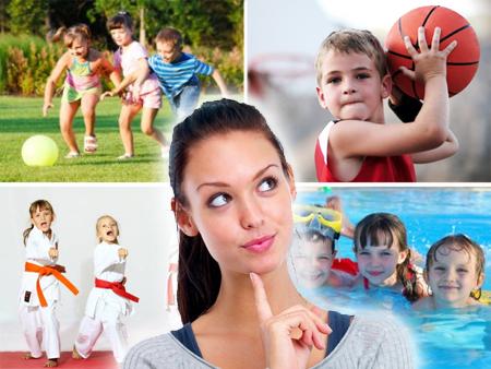 conseil quel sport choisir pour votre enfant la vie pratique chacun son style. Black Bedroom Furniture Sets. Home Design Ideas