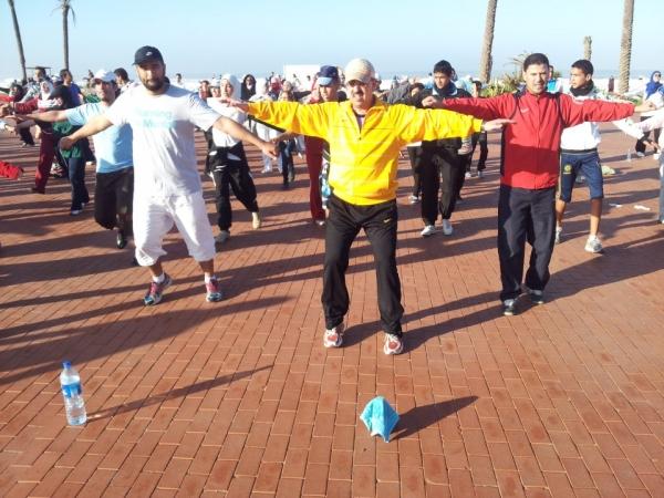 fitness al madina bloc l n 176 162 hay el houda agadir vie pratique chacun style