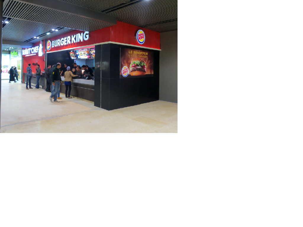 burger-king à casablanca