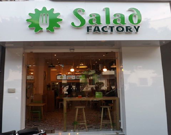 salad-factory à casablanca