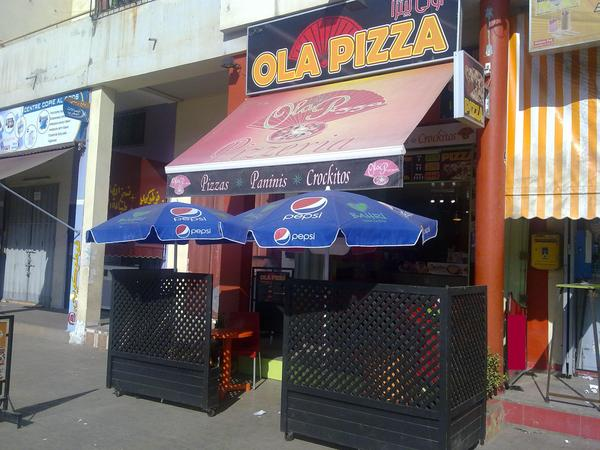 ola-pizza à casablanca