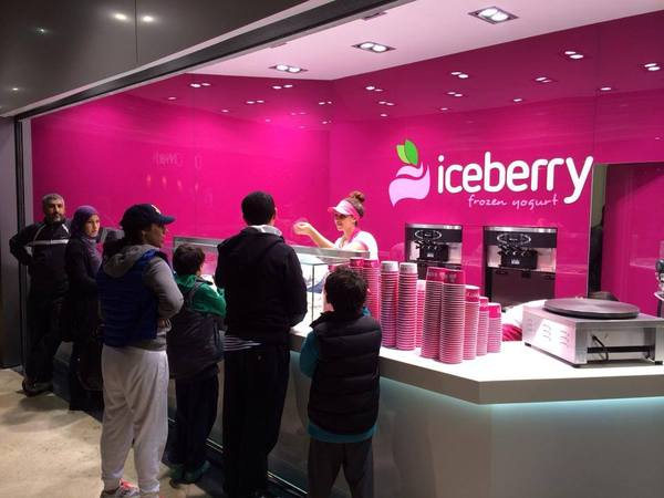 iceberry à casablanca