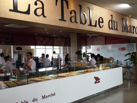Nouvelement install casablanca la table du march l - Restaurant la table du grand marche tours ...