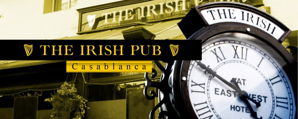 irish-pub à casablanca